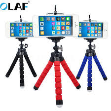 <b>Olaf Phone Holder Flexible</b> Octopus Bracket Tripod Expanding ...