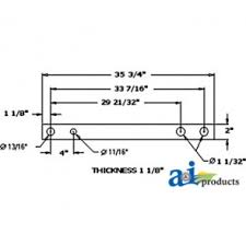 hitch drawbars for industrial reliable aftermarket parts drawbar economy