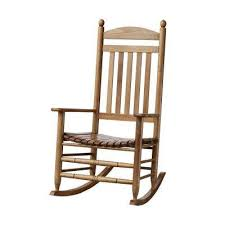 white wooden rocking chair. Modren White Bradley Maple Slat Patio Rocking Chair Throughout White Wooden