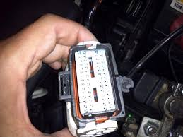 protect your pcm the wiring harness from corrosion mazdaspeed forums and the pins coming out of the pcm which this plug attaches to are slightly blue especially the set of pins closest to the battery