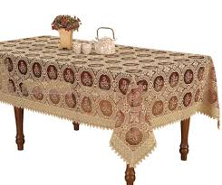 simhomsen vintage burdy lace tablecloth embroidered table linen rectangle 60 by 120 inch b01ehqrp7s