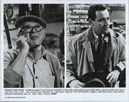 1960 Press Photo Billy Wilder Jack Lemmon The Apartment