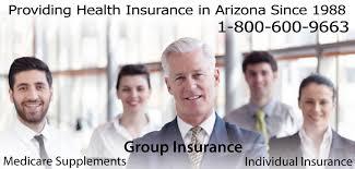 providing health insurance in arizona since 1988