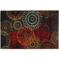 mohawk home medaglia printed area rug