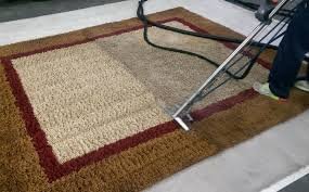good way to clean area rug designs