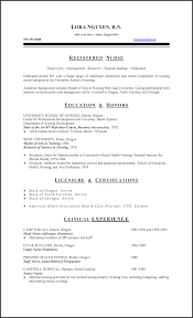 Long Term Care Resume Free Resume Example And Writing Download