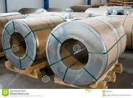 sheet metal roll sheet metal rolls stock photo image of iron shaped 38064924