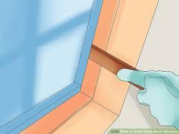 image titled install glass block windows step 8