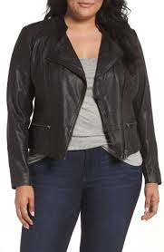 resolution 860 1318 plus size black leather moto jacket