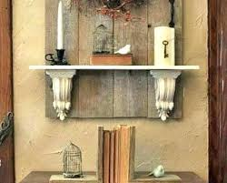old door decor decoration ideas vintage wall super cool barn with reclaimed wood turned cute decorations