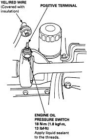 sending unit wiring diagram acura integra quick start guide of repair guides sending units oil pressure sender autozone com rh autozone com 1992 acura integra wiring diagram acura integra transmission diagram