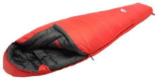 Купить <b>Спальный мешок</b> TREK PLANET Norge красный с правой ...