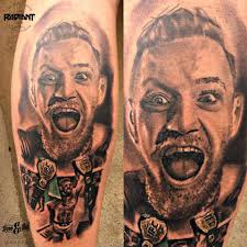 Sorry Mom Are You With Conor Mcgregor Tonight Tattoo Done فيسبوك