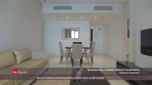 Business Bay   DAMAC Maison Canal Views: 1 Bedroom Apartment For Rent In  Dubai