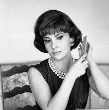 Schauspielerin Gina Lollobrigida - 1964 Bild - Kaufen / Verkaufen