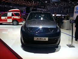 new car launches april 2014Tata Aria Facelift AT to debut at Auto Expo launch in April