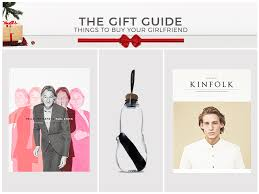 What to Buy Your Girlfriend for Christmas | The Idle Man