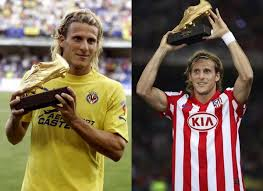 All information about atlético madrid (laliga) current squad with market values transfers rumours player stats fixtures news. Utdarena Auf Twitter In 2004 Forlan Moved To Villarreal And Won The Pichichi In His Very First Season As He Led Them To A 3rd Place Finish With 24 Goals And Six