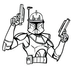 Storm Trooper Coloring Pages Printable Page For Kids Star Wars