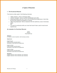 Types Of Resumes Enchanting Different Types Of Resume Format Easy Portrait Formats For Resumes