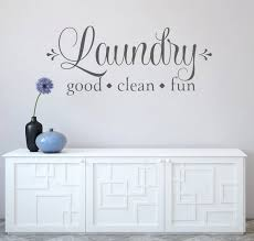 How To Clean Bedroom Walls Unique Laundry Room Decor Laundry Good Clean Fun Decal Laundry Room Etsy