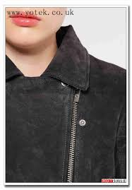 modern day fashion jackets perfecto leather jacket lr7271 dark grey biker collection u k 601 goos