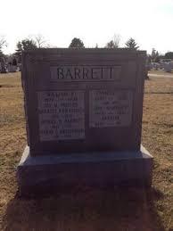 Ida Lauber Barrett (1858-1946) - Find A Grave Memorial