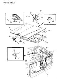 00000C0L 1991 dodge d150 wiring diagram tractor repair with wiring diagram on 1991 ford bronco radio wiring diagram