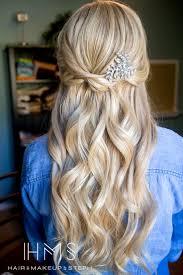 Wedding Half Up Hairstyles 25 Best Ideas About Wedding Half Updo On Pinterest Bridal Hair