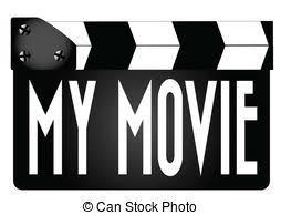 My Movie Clapper Board Fantasy Detailed Illustration Of A Clapper Board With