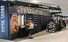 duty free airport reler aer rianta international north america ari na has debuted a new m c cosmetics boutique in the