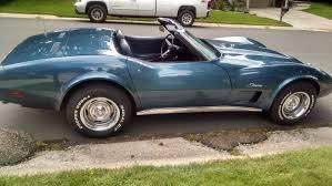 Chevrolet Corvette Questions - the value of a 1975 corvette ...