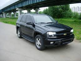 2007 Chevrolet Trailblazer Pics, 4.0, Gasoline, Automatic For Sale