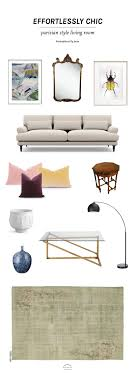 Paris Themed Living Room Decor How To Create An Effortlessly Chic Parisian Living Room Youll Love