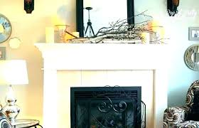 fireplace mantel decorating ideas with tv fireplace walls wall decor above mantel decorating ideas for images