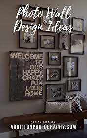 Photo Wall Design Ideas 21 Photo Wall Ideas A Guide On How To Display Design Tips