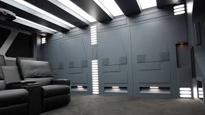 Small Picture Star Wars themed home cinema for sale Labour Man caves and Star