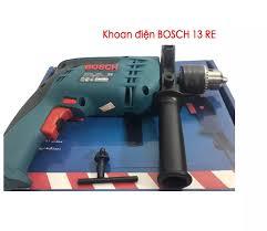giảm giá sốc] Máy khoan điện cầm tay Bosch13RE (khoan tường bê tông gỗ  sắt...)