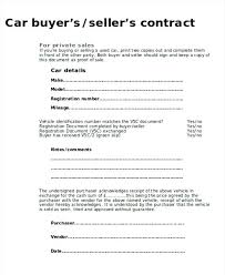 Used Car Sale Agreement Template Selling Agreement Template