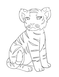 Small Picture Baby Tigger Coloring Pages Gallery Of Bengal Tiger Coloring Pages