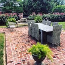 patio landscaping brick patios