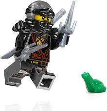 Amazon.com: LEGO NinjaGo Minifigure - Cole Hands of Time (Limited Edition  Foil Pack): Toys & Games