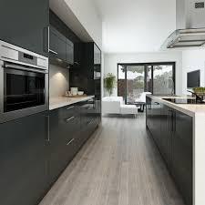White Kitchen Love Mirror Splash Back Kitchen Pinterest