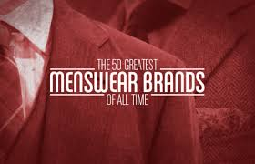 The 50 Greatest Menswear <b>Brands</b> of All Time   Complex