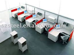Office Cube Design New Office Cubicle Office Staff Workstation Good Design Accept Oem