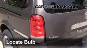 2005 2007 buick terraza interior fuse check 2005 buick terraza reverse light replacement 2005 2007 buick terraza