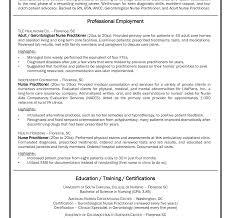 Nurse Practitioner Student Resume Top Nurse Resume Example Writing Sample Nursing Template Pdfn 15