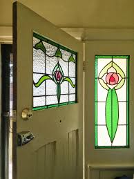 enjoyable stained glass door foap com s stained glass front entry door and window
