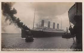 Titanic«: Die letzten Fotos vor der Jungfernfahrt - DER SPIEGEL