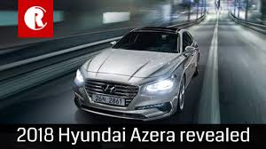 2018 hyundai azera price in india. beautiful price 2018 hyundai azera revealed with handsome new look in hyundai azera price in india i